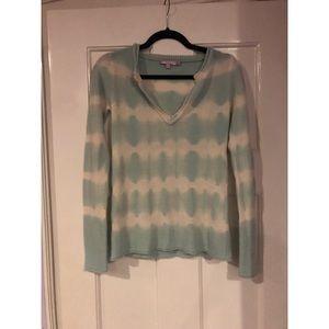 Calypso cashmere tie dye sweater XS